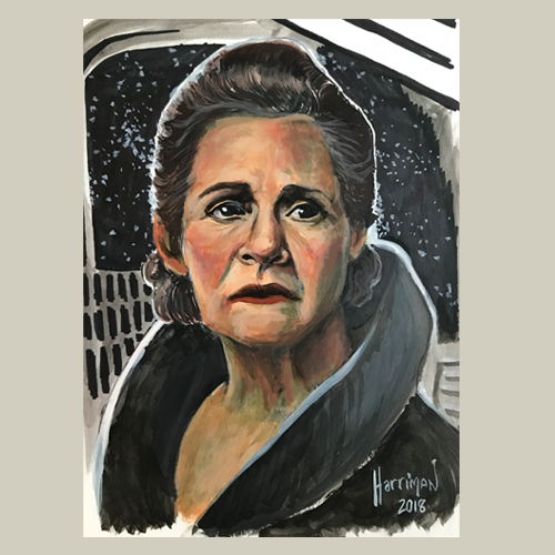 Illustration-Leia
